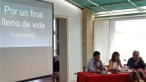 """Benito Cabrera, Marga Abreu y Domíngo Rdez.""""El Colorao"""""""